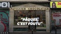 """Avec Pâques en plein confinement, ce chocolatier s'attend à """"frôler les murs"""""""