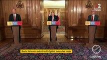 Coronavirus : le Premier ministre britannique Boris Johnson hospitalisé