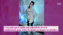 Camille Lou : est-elle confinée avec son compagnon Gabriele Beddoni ?