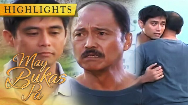 Jojo finally forgives his father, Berting | May Bukas Pa