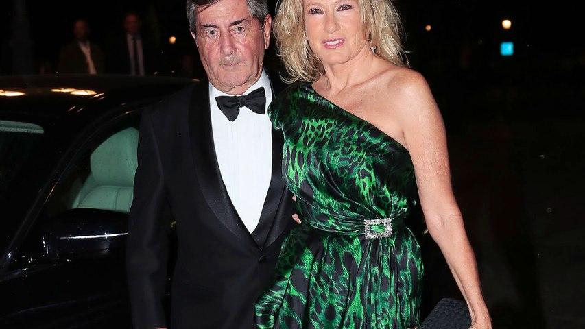 Muere Alfonso Cortina, marido de Miriam Lapique, por coronavirus