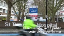 """Coronavirus: hospitalisé, Boris Johnson """"reste aux commandes"""""""