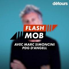 FlashMob : Marc Simoncini