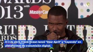 Frank Ocean lanza dos nuevos singles