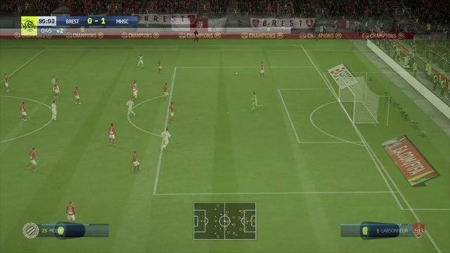 Stade Brestois 29 - Montpellier HSC : notre simulation FIFA 20 (L1 - 34e journée)