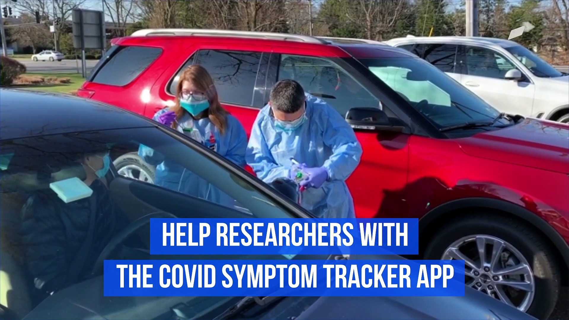 Help Researchers With The COVID Symptom Tracker App