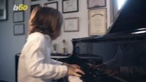 7-Year-Old Piano Prodigy Writes Score for Those Suffering from Coronavirus