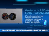 Les Gendarmes de la Loire aident un homme à bout de nerfs -  Reportage TL7 - TL7, Télévision loire 7