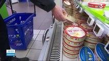 Confinement : +89% pour le panier moyen de courses en France