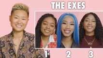 3 Ex-Girlfriends Describe Their Relationship With the Same Woman - Gina