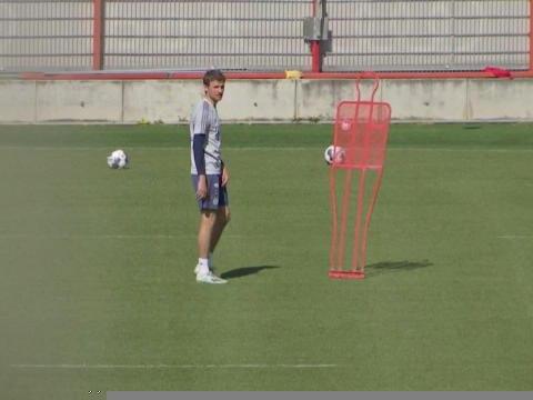 Coronavirus - Les joueurs du Bayern de retour à 'entraînement