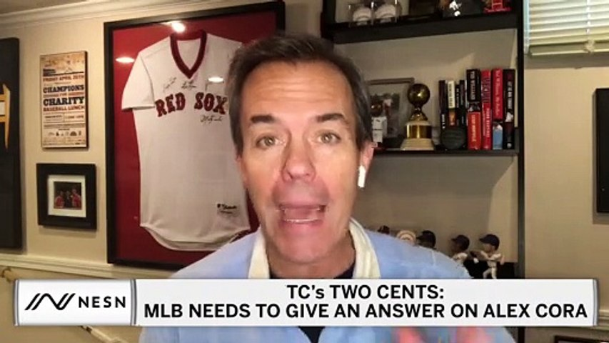 TC's Two Cents: MLB Need To Give An Answer On Alex Cora, Red Sox