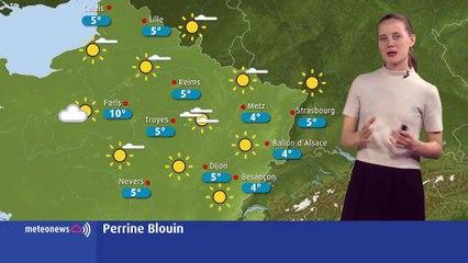 Temps sec et doux : la météo de ce mardi en Lorraine et Franche-Comté