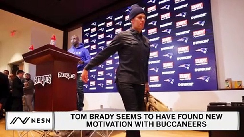 Tom Brady Shares New Motivation He Has Playing With Buccaneers