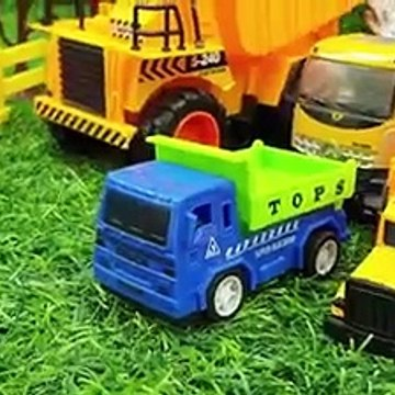 Cars Toys For Kids Learn Car Names With Toy Cars and Blocks Toys for Children 2019