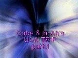 Gabe & In-Ah's USA Trip part1