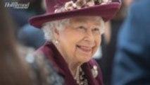 Queen Elizabeth Makes a Televised Address to U.K. Amid Coronavirus Pandemic | THR News