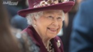 Queen Elizabeth Makes a Televised Address to U.K. Amid Coronavirus Pandemic | THR News