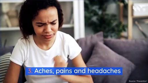 6 Mild COVID-19 Symptoms You Shouldn't Ignore