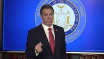 New York Governor Andrew Cuomo provides a coronavirus update