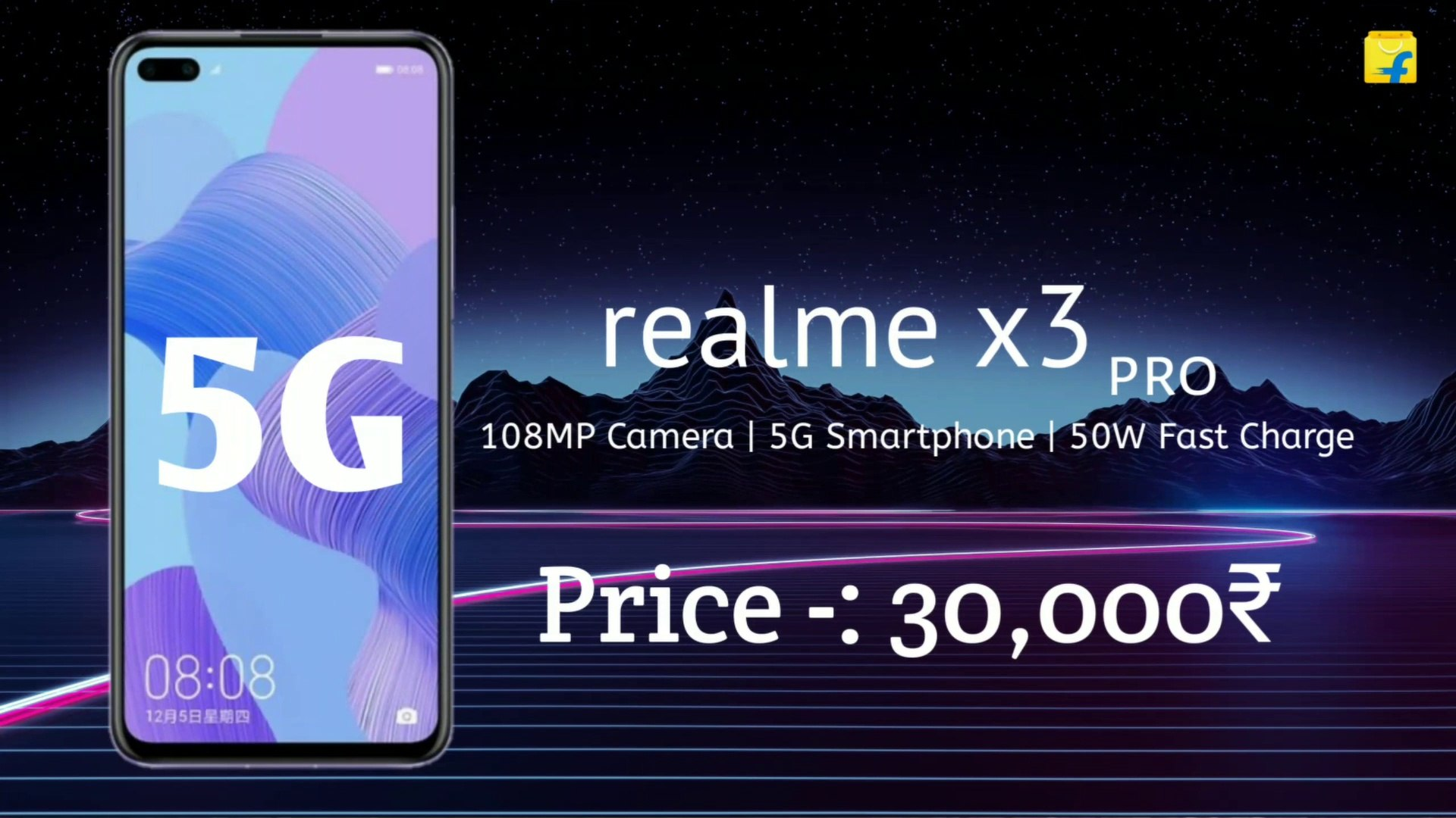 Realme X3 Pro Official Specification Feature Realme X3 Pro