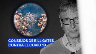 Bill Gates sabía que el mundo no estaba preparado para una pandemia