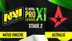 CSGO - Astralis vs. Natus Vincere [Dust2] Map 2 - ESL Pro League Season 11 - Stage 2