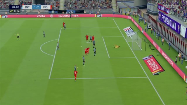 Inter Milan - ACF Fiorentina : notre simulation FIFA 20 (Serie A - 35e journée)