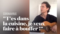 Le difficile confinement du chanteur Raphaël et de sa compagne Mélanie Thierry