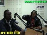 Interview Rimk et Ap du 113 pour l'album Famille Nombreuse