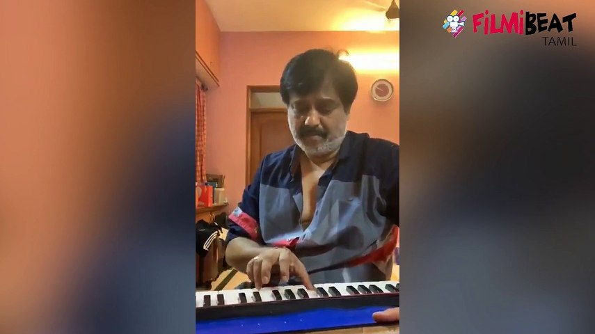 Actor Vivek Musical Treat | A. R. Rahman  | Quarantine