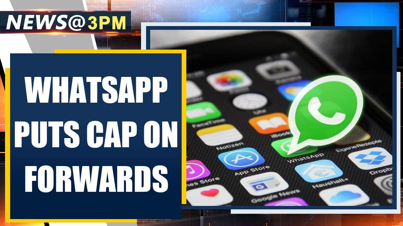 Amid rising fake news on COVID-19, Whatsapp  limits forwards to 1 chat | Oneindia News