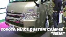 """TOYOTA HIACE Custom Camper """"rem"""""""