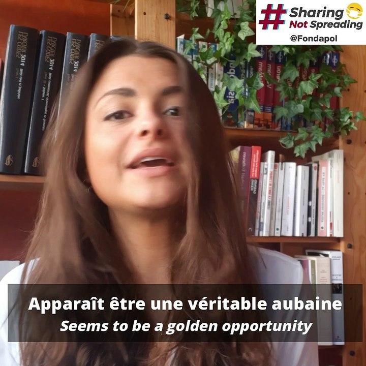 Cecilia Rizcallah / #SharingNotSpreading