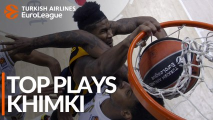 Top Plays: Khimki Moscow Region