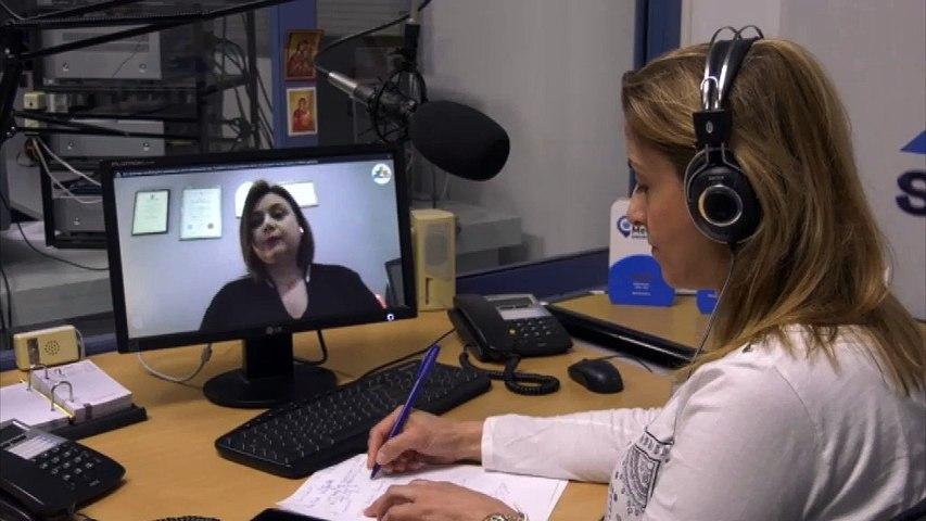 Κατσώνη: Είμαστε σε καλό δρόμο στην αντιμετώπιση του κορονοϊού, αλλά κανείς δεν έχει ανοσία