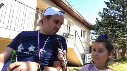 Etienne Laurent, marathonien en son jardin