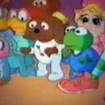 Muppet Babies Season 7 Episode 11 Bearly Alone Babies