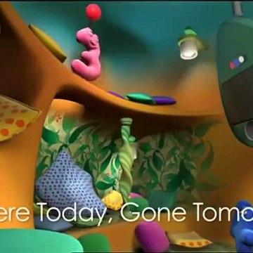 Numberjacks - Sphere Today Gone Tomorrow