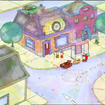 Busytown Mysteries - The Mystery Wheel  Busytown Blue-Bottoms