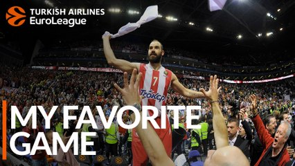 My Favorite Game: Vassilis Spanoulis