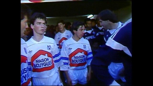 Le retour d'Alain Giresse à Bordeaux sous le maillot marseillais