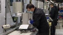 Esta es la planta de Seat donde se fabrican los respiradores