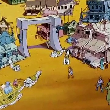 BraveStarr - The Disappearance of Thirty-Thirty