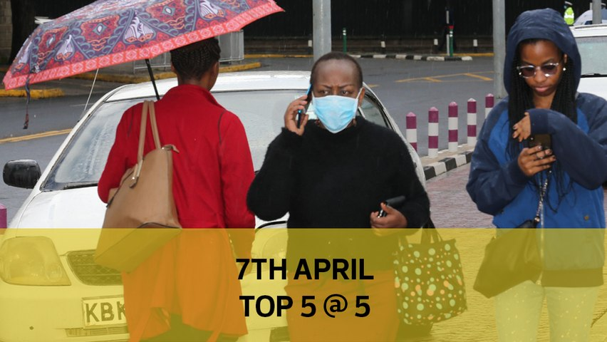 Top 5 @ 5: 14 more Covid-19 cases, Tough times ahead, Govt projects revenue loss