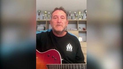 Le président du CDOS met son confinement en musique