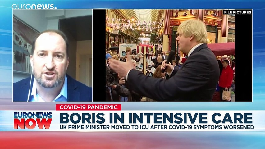 'He'll be absolutely gutted to be on his back,' says Boris Johnson's former advisor