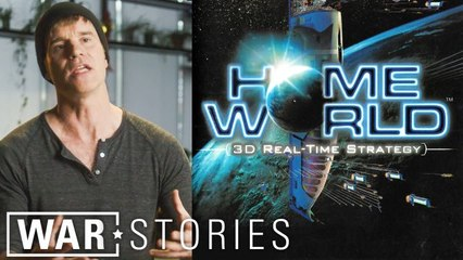 How Homeworld Almost Got Lost in 3D Space