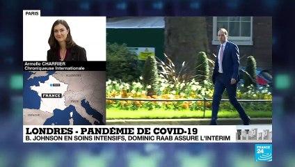 Coronavirus : Johnson hospitalisé, quelle vacance du pouvoir au Royaume-Uni ?