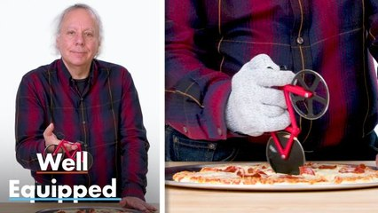 5 Pizza Cutting Gadgets Improved By Design Expert